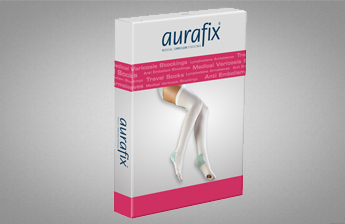 (RU) Антиэмболические чулки Aurafix AV-99AG