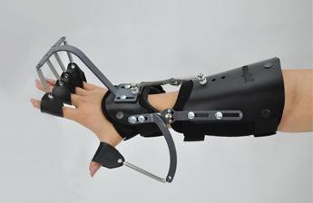 Термопластическая шина для запястья Aurafix ORT-07А динамическая