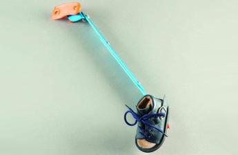 Детская корректирующая шина Дениса Брауна Aurafix 782 (мобильная)