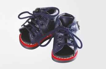 Детские ботинки для шини Дениса Брауна Aurafix 785