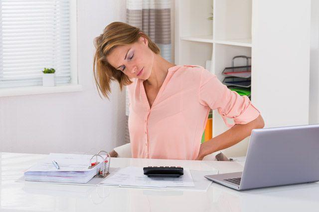 Подушка для поясницы Aurafix – лучший помощник офисного сотрудника
