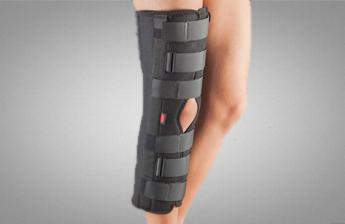 Тутор для іммобілізації колінного суглобу Aurafix AO-45, AO-55, AO-65