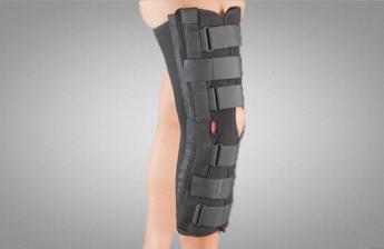 Тутор для іммобілізації колінного суглобу Aurafix AO-47, AO-57, AO-67