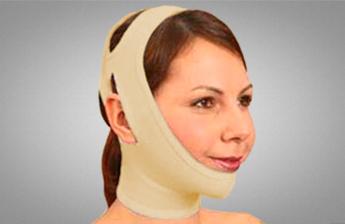 Бандаж для лица и шеи Aurafix LC-1800