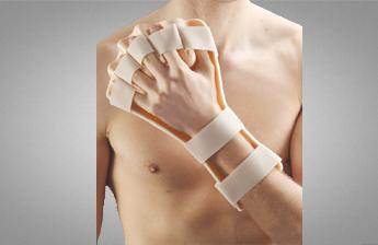 Термопластична шина Aurafix ORT-08 проти спастичності